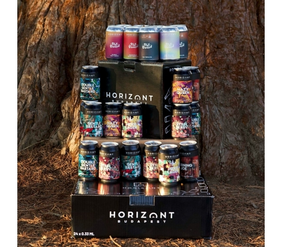 Best of Horizont 48  /  Exclusive box selection