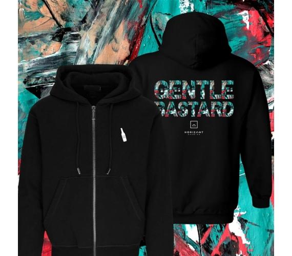 Hoodie  /  Gentle Bastard