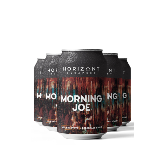 Morning Joe  /  Breakfast stout  /  6%
