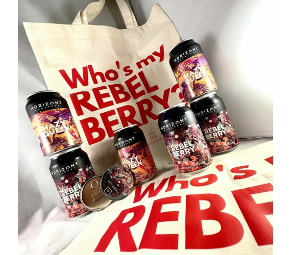 Who's my Rebell Berry? Pack