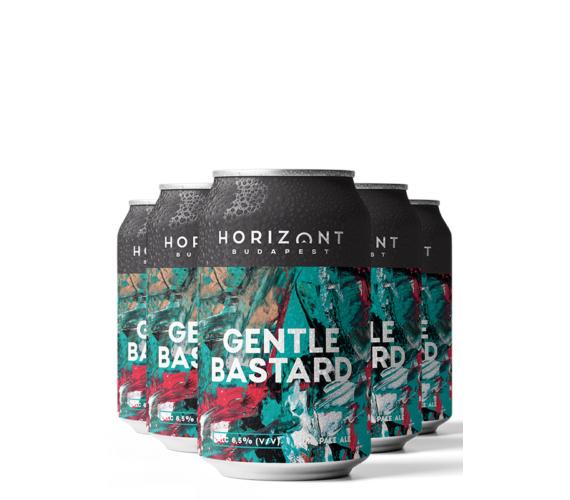 Gentle Bastard  /  IPA  /  6.5%
