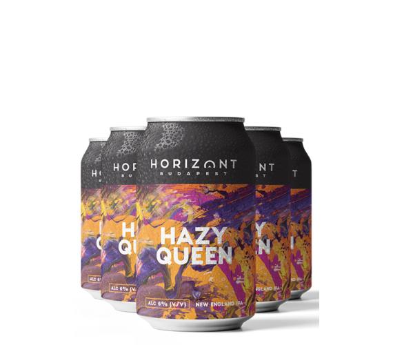 Hazy Queen  /  New England IPA  /  6%